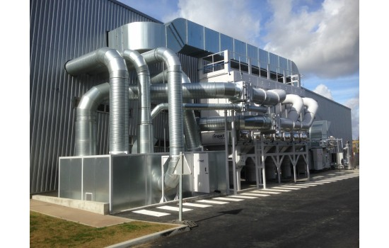 Waste Separation Solutions Installed at French MRF